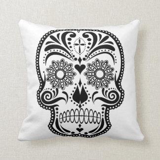 Sugar Skull Cushion
