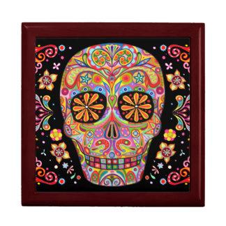 Sugar Skull Gift Box Day of the Dead