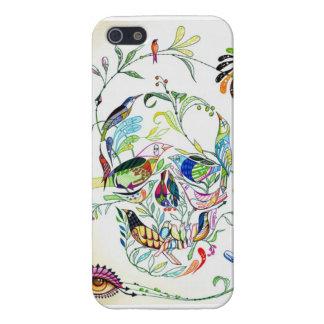 Sugar Skull- Mosiac Art- phone case iPhone 5/5S Case
