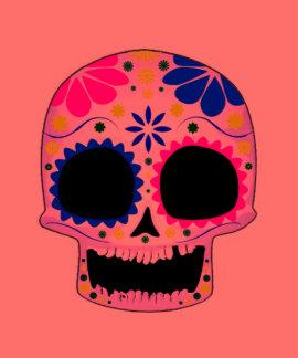Sugar Skull - Tattoo Design Tees