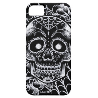 Sugar Skull Tattoo Flash Barely There iPhone 5 Case