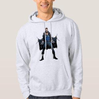 Suicide Squad   Boomerang Comic Book Art Hoodie