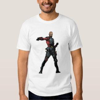 Suicide Squad | Deadshot Comic Book Art T Shirts