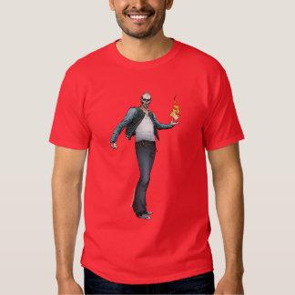 Suicide Squad | El Diablo Comic Book Art Tee Shirts