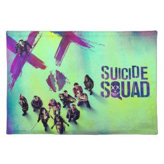 Suicide Squad | Group Poster Placemat
