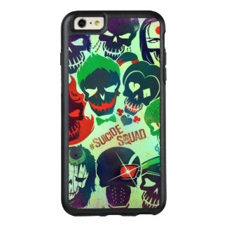 Suicide Squad   Group Toss OtterBox iPhone 6/6s Plus Case