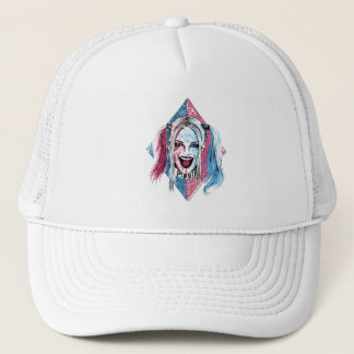 Suicide Squad | Harley Laugh Trucker Hat