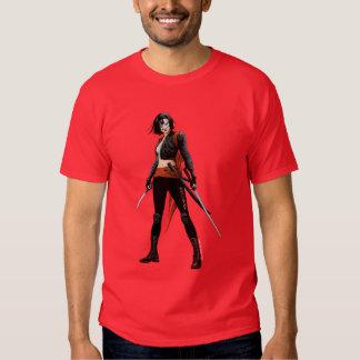 Suicide Squad | Katana Comic Book Art T Shirt