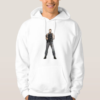 Suicide Squad | Rick Flag Comic Book Art Hooded Pullover