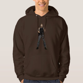 Suicide Squad | Rick Flag Comic Book Art Hooded Pullovers