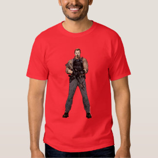 Suicide Squad | Rick Flag Comic Book Art T-shirts