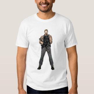 Suicide Squad | Rick Flag Comic Book Art T Shirts