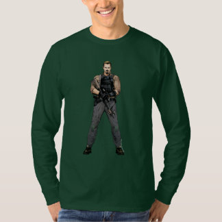 Suicide Squad | Rick Flag Comic Book Art Tshirts