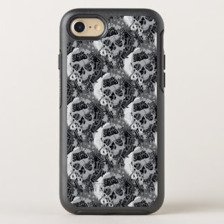 Suicide Squad | Skull Pattern OtterBox Symmetry iPhone 8/7 Case