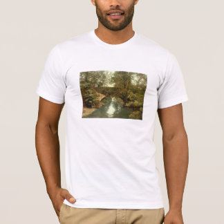Sulby Glen Bridge, Ramsey, Isle of Man, England T-Shirt