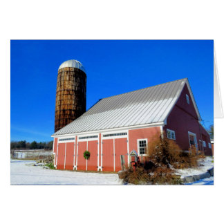 Sullivan Farm Nashua NH Card