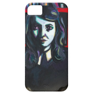 Sultry Sylvia iPhone 5 Cover