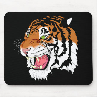 sumatran tiger mouse pad