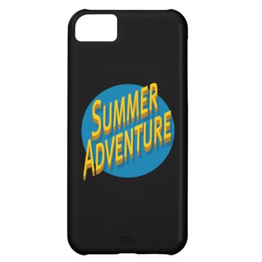 Summer Adventure iPhone 5C Covers