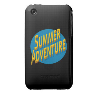 Summer Adventure iPhone 3 Covers