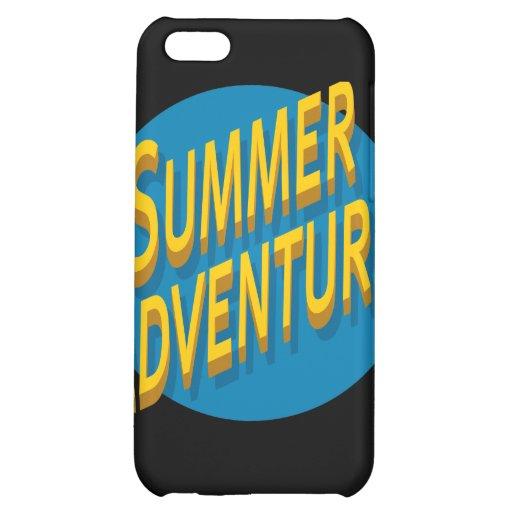 Summer Adventure iPhone 5C Cases
