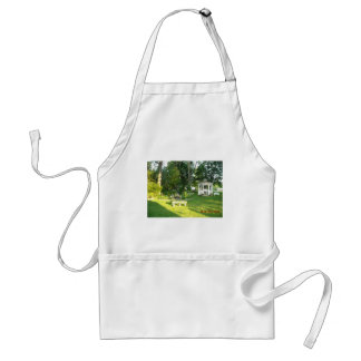 Summer at the Pond Standard Apron