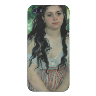 Summer, Auguste Renoir Case For iPhone 5/5S