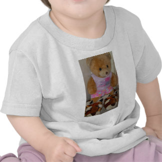 """""""Summer Bear in Tiger Shoes""""  CricketDiane Tee Shirts"""