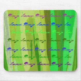 """Summer Breeze"" Mousepad - Customizable Mouse Pad"