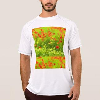 Summer Feelings - wonderful poppy flowers I T-Shirt