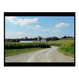 ~ Summer in Lancaster County ~ 64 Postcard