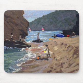 Summer in Spain 2000 Mouse Pad