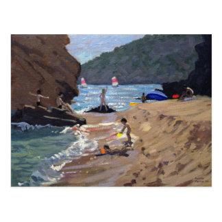 Summer in Spain 2000 Postcard
