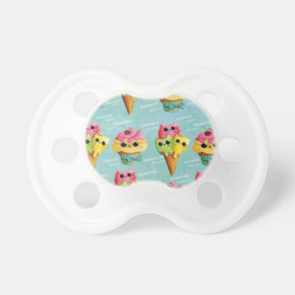 Summer Kitty Cats Madness Pacifiers