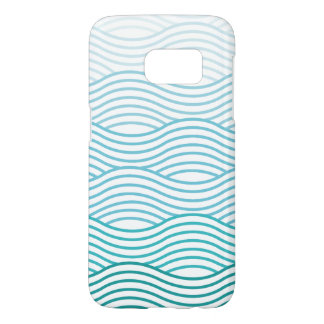 Summer mood waves case