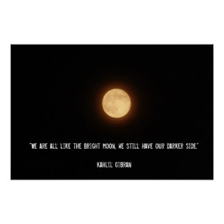Summer Moon Posters