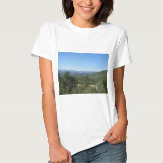 Summer mountains tee shirt