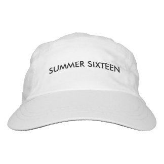 SUMMER SIXTEEN HAT
