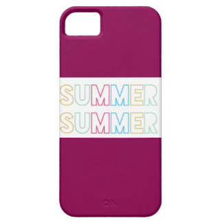 Summer Summer iPhone 5 Cases
