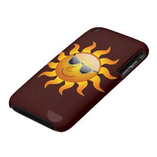 Summer Sun funny iPhone 3G/3GS Case iPhone 3 Case-Mate Case