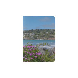 Sumner Beach, Christchurch - Passport Holder