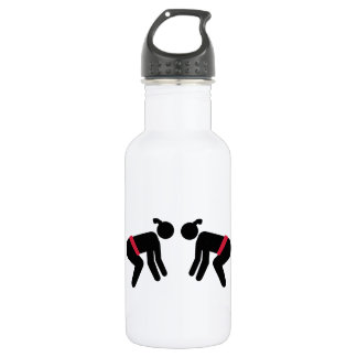 Sumo wrestler 532 ml water bottle