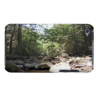 Sun and Shadow in a Creek Bed iPod Touch Cover