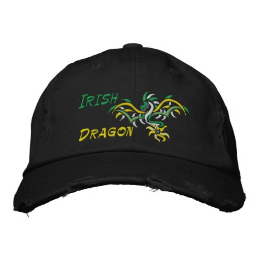 Sun Dragon Sports Baseball Cap