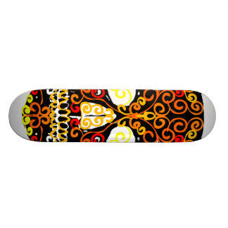 sun fire ball 21.3 cm mini skateboard deck