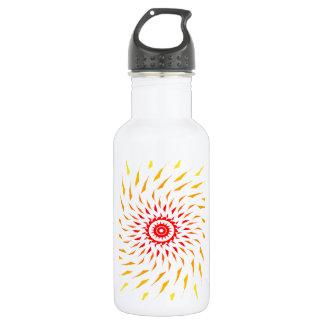 sun fire ball 18oz water bottle