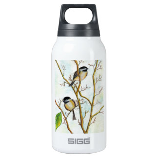 sun fire ball 10 oz insulated SIGG thermos water bottle