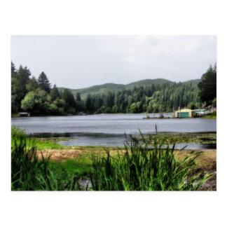 Sun Lake Marina Postcards