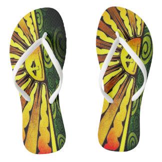 Sun Man Flip Flops Thongs