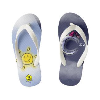 Sun & Moon Thongs